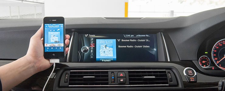 Bmw Connecteddrive Is A Delightful System