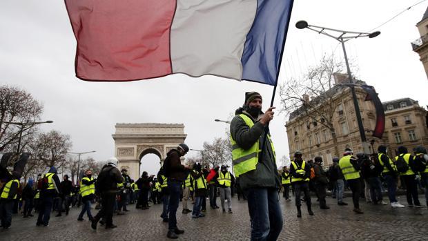 La protesta revolucionaria