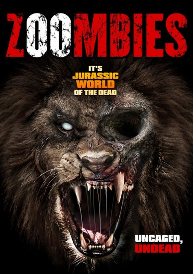 Zoombies (2016) Hindi Dubbed Movie 720p
