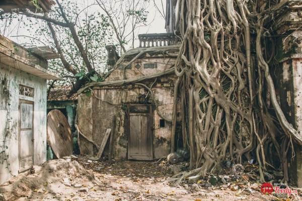 biệt thự bỏ hoang ở Huế, Angkor Wat phiên bản Huế