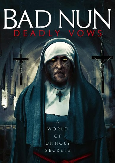 Bad Nun: Deadly Vows 2020 English 720p HDRip 800MB