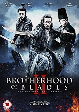 Brotherhood Of Blades II Hindi Dabbed Movie 720p