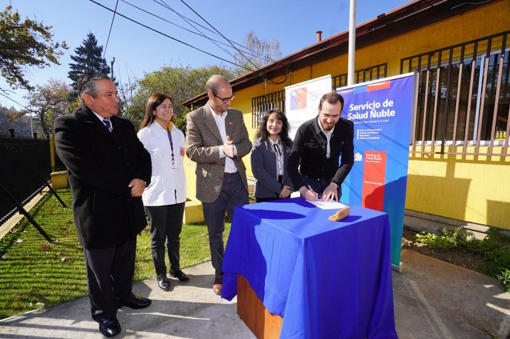APRUEBAN RECURSOS PARA UN NUEVO EDIFICIO DEL SERVICIO MEDICO LEGAL EN ÑUBLE.