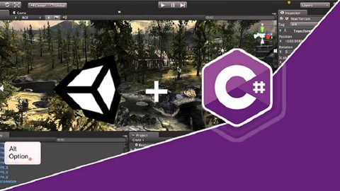 Learn Unity 3d: Complete C# scripting and build your 2D game [100% off COUPON] | EDUTREASURE