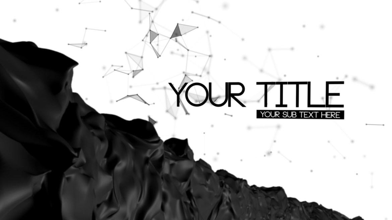 Black & White - Cinematic Titles - 15