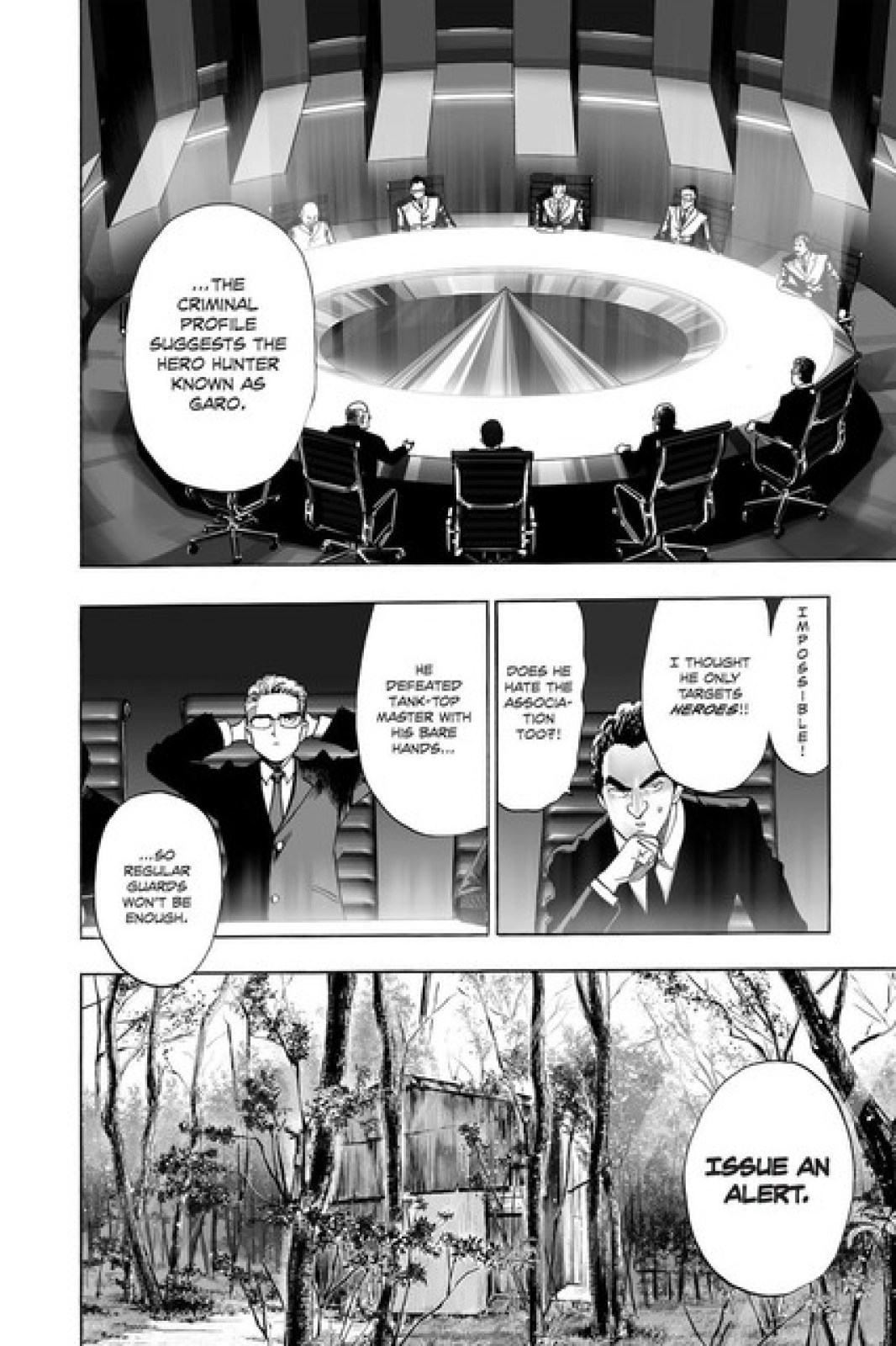 One Punch Man Chapter 52-002