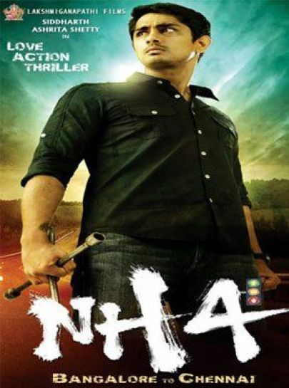 National Highway 4 (NH4) 2020 Hindi Dubbed 720p HDRip 700MB