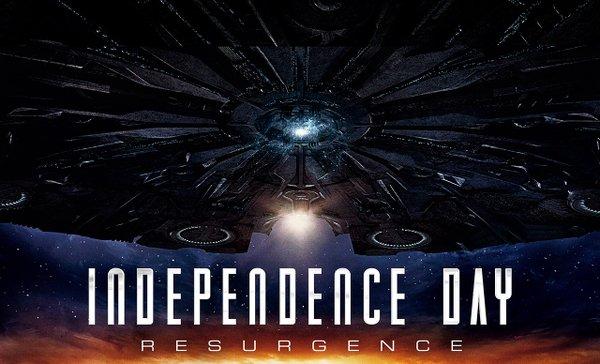 Independence Day Resurgence 2016 Hindi Dual Audio BluRay 720p