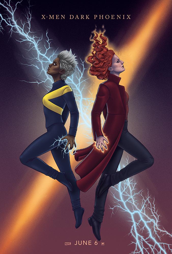 X-Men-Dark-Phoenix-Exclusive-Poster-11