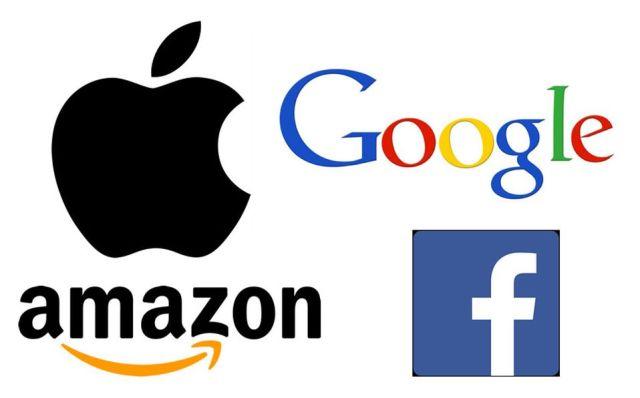 Por el fin de la ingeniería fiscal: Google, Apple, Facebook o Amazon tienen que tributar donde generan beneficios