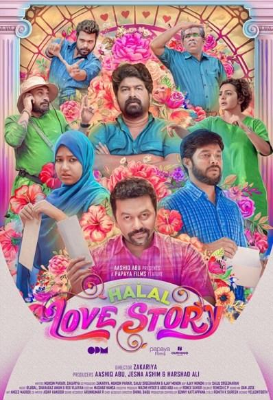 Halal Love Story 2020 Malayalam 720p HDRip ESubs 1.3GB