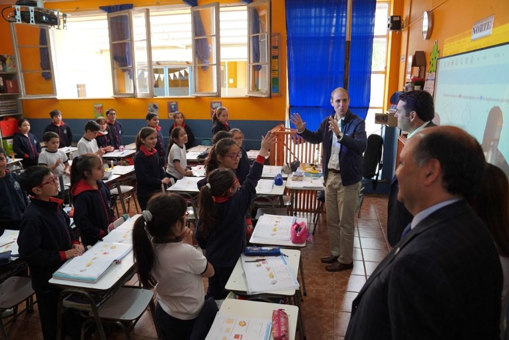 Región de Ñuble suma siete nuevos Liceos Bicentenario.