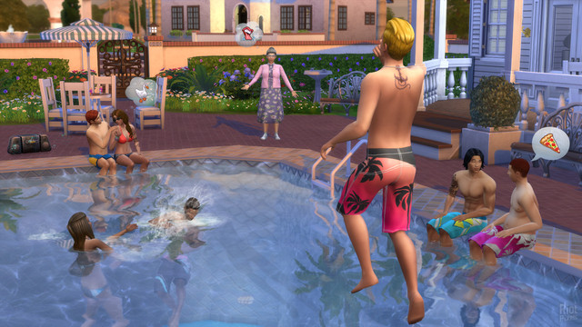 screenshot sims 4 1920x1080 2014 11 05 67 - The Sims 4 Deluxe Edition v1.50.67.1020 + All DLCs & Add-ons