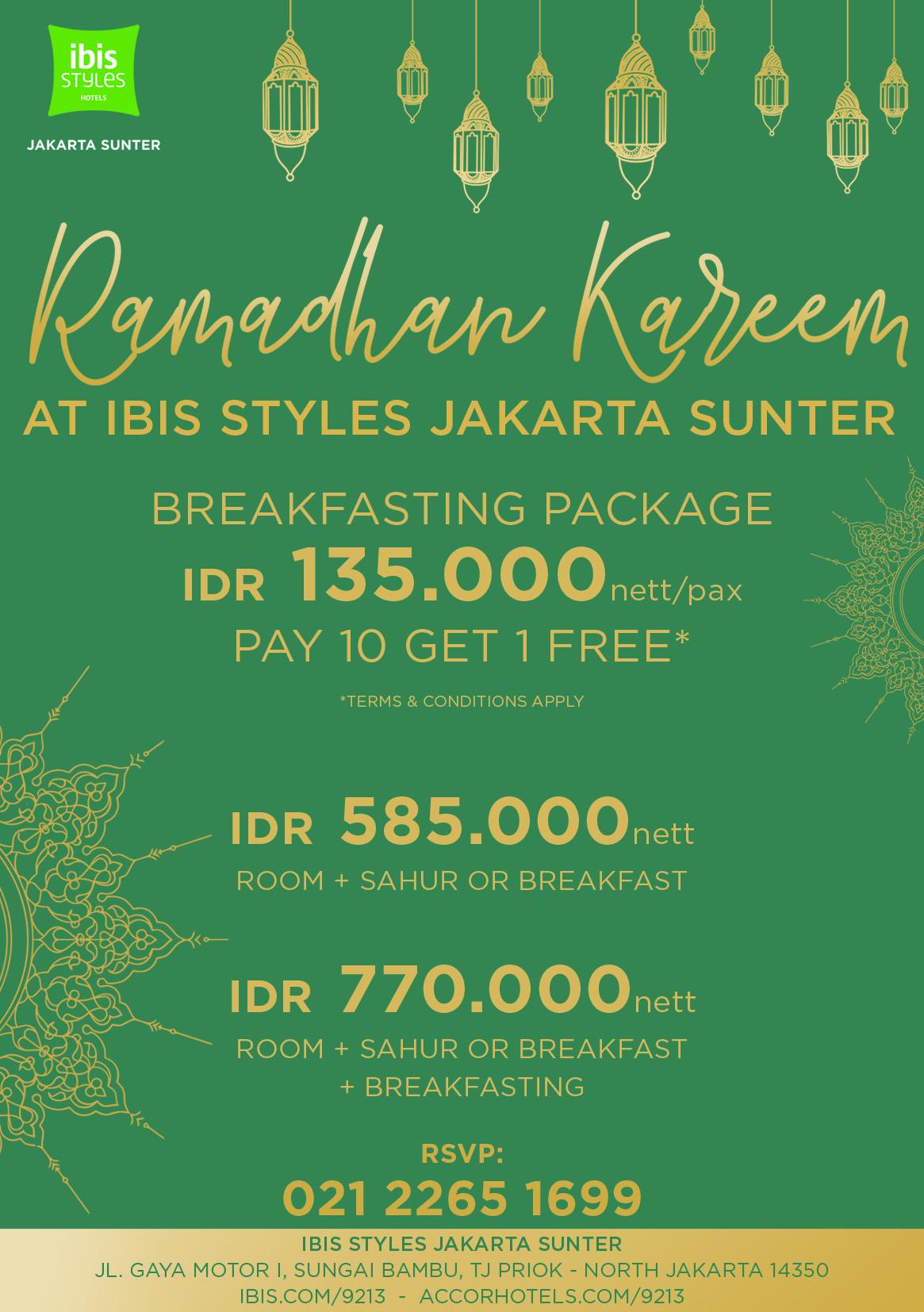Paket Buka Puasa Di Hotel Jakarta 2019 : paket, puasa, hotel, jakarta, Jelang, Ramadan,, Styles, Jakarta, Sunter, Tawarkan, Paket, Bukber, Spesial, Tribunnews.com, Mobile