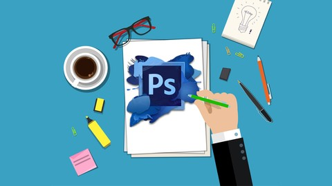Photoshop CC for Web Design Beginners 100% off udemy coupons