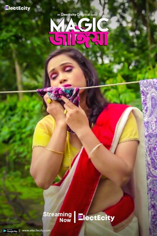 18+Magic Jangiya (2020) S01E01 Bengali ElectEcity Original Web Series 720p HDRip 70MB Watch Online