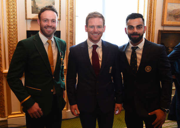 Cricket-Captains-AB-De-Villiers-Eoin-Morgan-and-Virat-Kohl-during-the-ICC-Cham