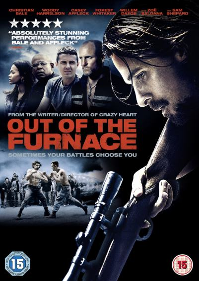 Out of the Furnace 2013 Hindi ORG Dual Audio 720p BluRay ESub 950MB