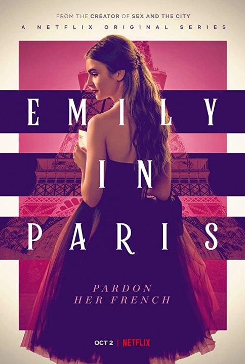Emily in Paris 2020 S01 Hindi Complete NF Web Series 720p HDRip 1.8GB Watch Online