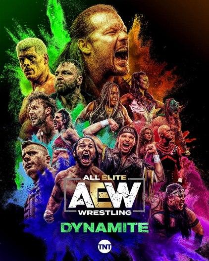AEW Dynamite (18 November 2020) English HDTV 720p Download