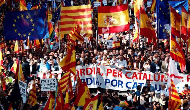 ¿Quién financia y quién está detrás de la Sociedad Civil Catalana?