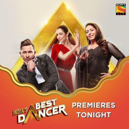 India's Best Dancer S01 (27 Sep 2020) Hindi Show 720p HDRip 500MB