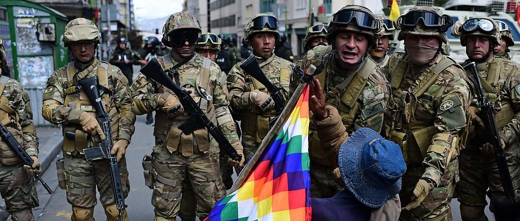 Bolivia: Jeanine Añez debe derogar inmediatamente la norma que promueve la impunidad para los miembros de las Fuerzas Armadas