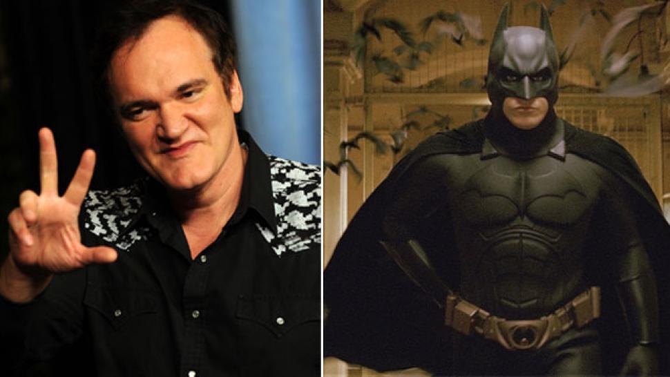 C'era una volta a… Gotham City – Immaginando Batman diretto da Quentin Tarantino