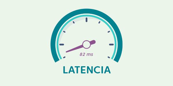 ¿Qué es la latencia?