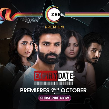 Expiry Date 2020 S01 Hindi Complete Zee5 Web Series 720p HDRip 2GB