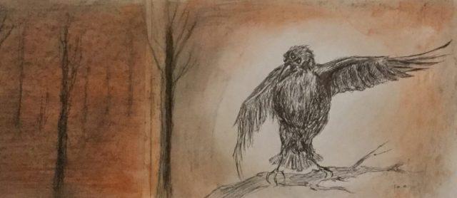 El Cuervo de los Tres Ojos: Telegramas Rojos