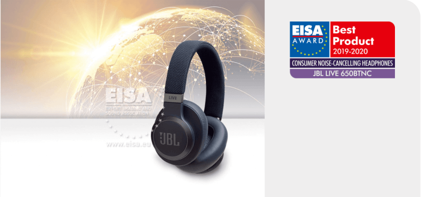 Best Noise Cancelling Wireless Earbuds 2020.Eisa 2019 List Of The Best Mobile Audio Devices In 2019
