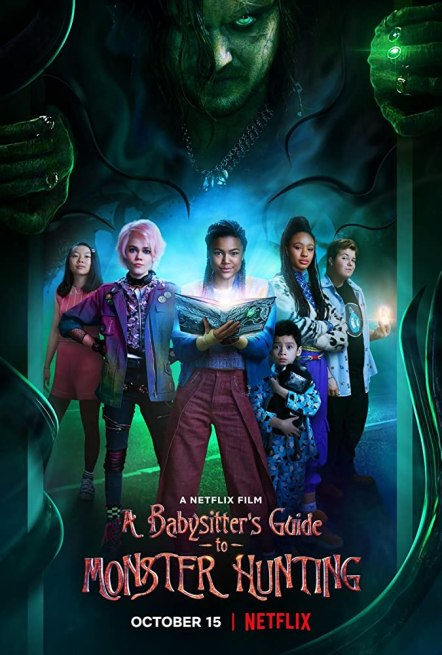 A Babysitter's Guide to Monster Hunting 2020 Dual Audio 720p HDRip 700MB