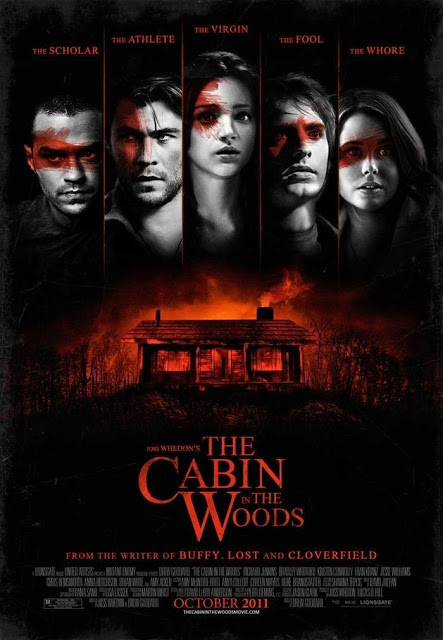 The Cabin in the Woods 2011 Hindi ORG Dual Audio 720p BluRay ESub 750MB | 350MB Download