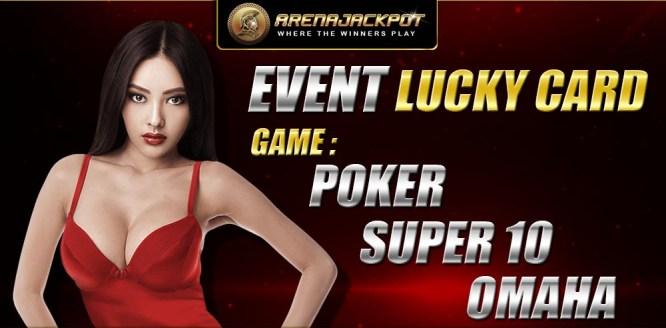 Omaha Poker Event
