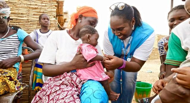 La cobertura sanitaria universal impulsará el avance de la Agenda de Desarrollo