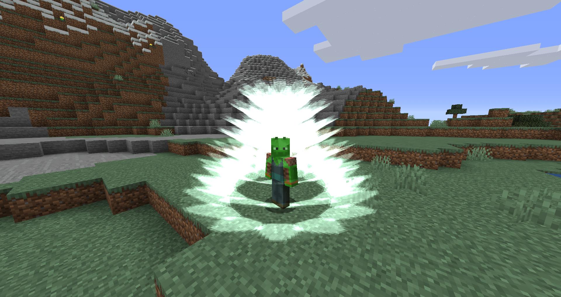 Este mod añade nuevas armas, armadura, piedras de bola de dragón, minerales, biomas y. Dragon Block Super Mods Minecraft Curseforge