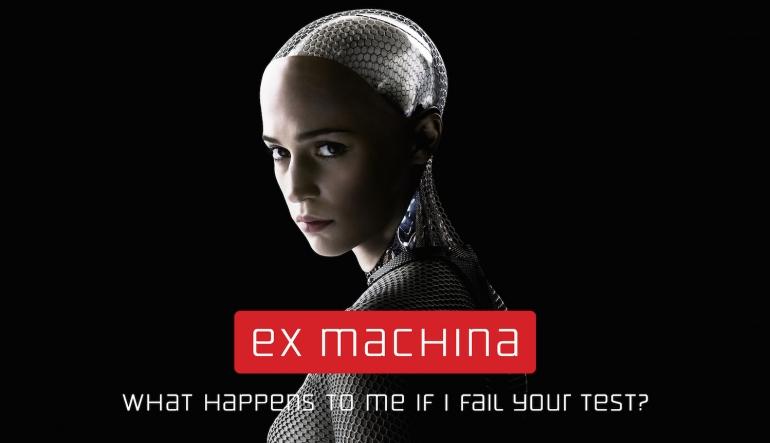 Ex Machina: La recensione