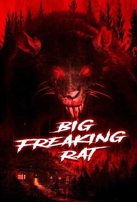 Big Freaking Rat 2020 English 720p HDRip 800MB