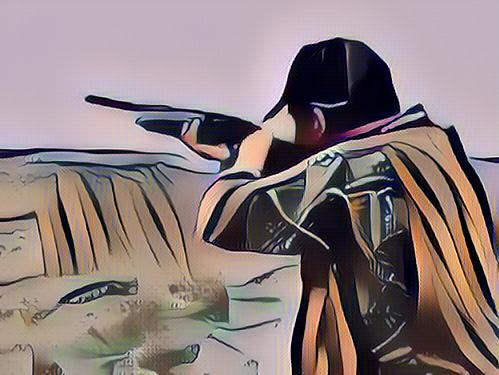 Cuelguen sus escopetas, señores cazadores