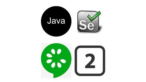 Java Selenium Cucumber Framework Part 2 [100% off COUPON]   EDUTREASURE