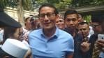 Sandiaga Uno Gabung Tim Pemenangan Menantu Jokowi