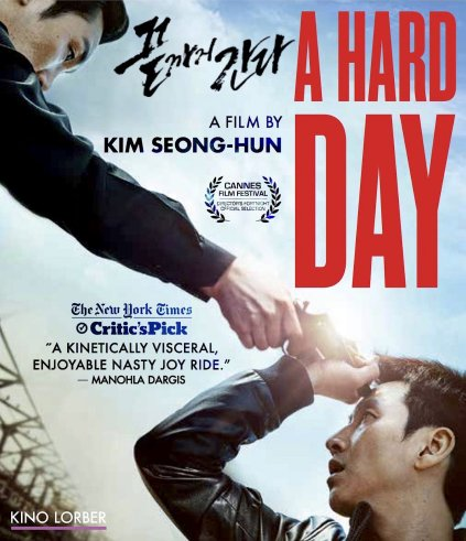 A Hard Day 2014 Hindi ORG Dual Audio 720p BluRay ESubs 1GB | 400MB Download