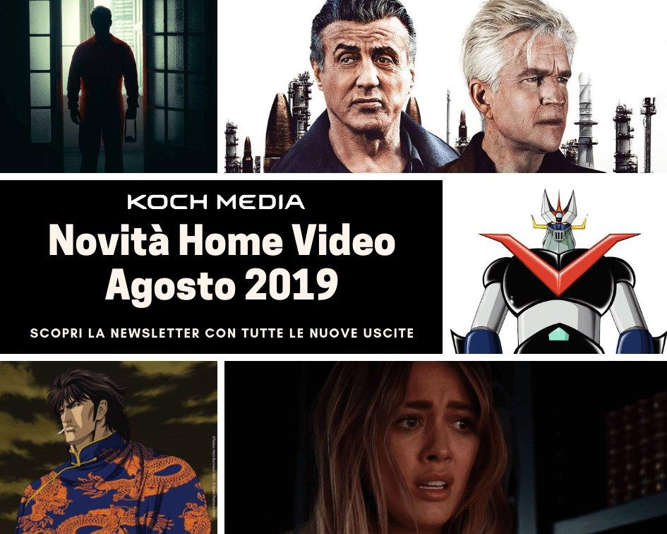 Koch Media presenta le uscite di Agosto 2019