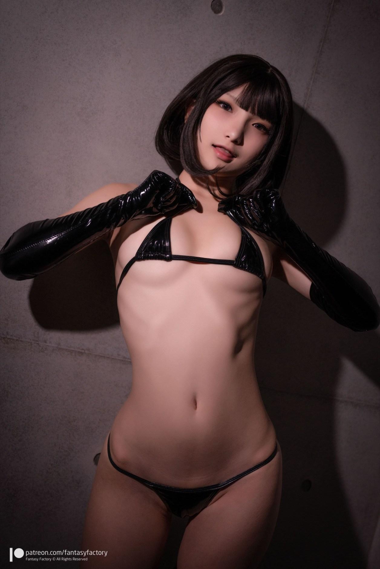 台湾超人気コスプレイヤーのエロ画像 小丁こまち Kochou2-003