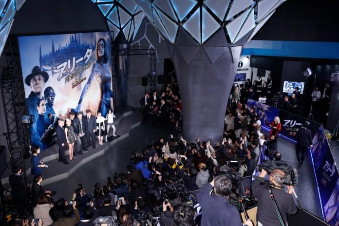 Alita-Battle-Angel-Tokyo-premiere-12