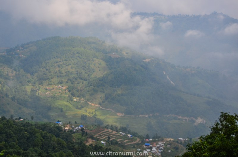 wisata-nagarkot-nepal