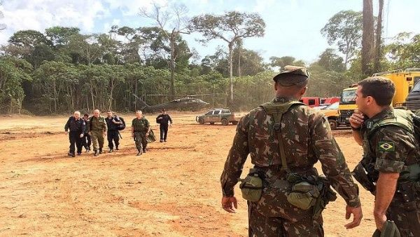 Asesinan a tiros a defensor indigenista en Amazonia brasileña