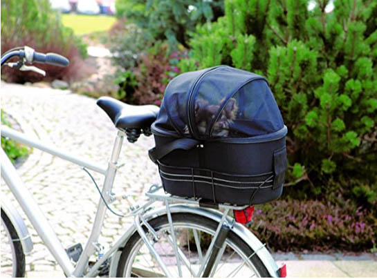 Trixie - Cesta transportadora para bicicleta
