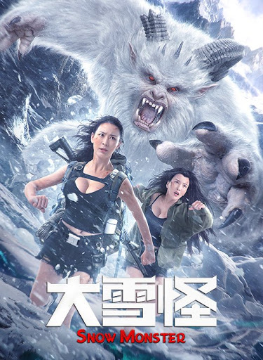 Snow Monster (2021) Hindi Dual Audio 720p Webrip 800MB Download